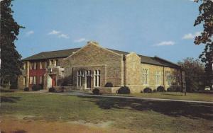 Exterior,  Haymount Methodist Church,  Fayetteville,  North Carolina,  40-60s