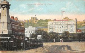 Wellington Crescent Dover