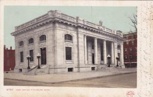 Post Office , FITCHBURG , Massachusetts , PU-1908