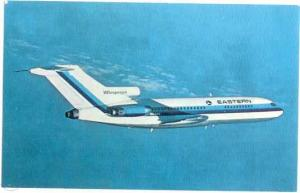 Eastern Airlines Boeing 727 Wisperjet, photo by Eastern Airlines Chrome