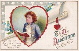 To My Valentine, Boy Courts His Love, 00-10