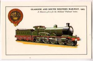 Glasgow & South Western Railway 1903