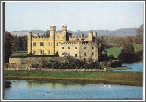 England Leeds Castle - [FG-185]
