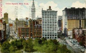 NY - New York City. Union Square
