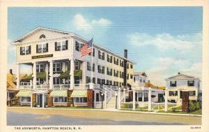 3167 NH Hampton Beach    The Ashworth Motel