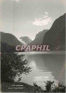 Postcard Modern Loenvann Eneretti Harstad's Forlog
