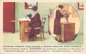 Singer Knitting & Sewing 1967