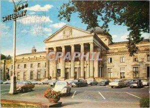Modern Postcard Wiesbaden Kurhaus