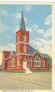Presbyterian Church, Burlington, North Carolina, 00-10