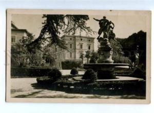 151979 Croatia Opatija ABBAZIA Hotel Quarnero Park Vintage PC