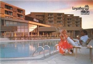 B29570 The Lesotho Hilton International a bastion of pleasure lesotho