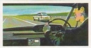 Brook Bond Tea Vintage Trade Card Police File 1977 No 12 Speed Trap