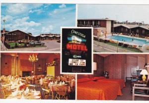 KITCHENER, Ontario, Canada, 1940-1960's; Conestoga Inn, Multiple Views, Dinin...