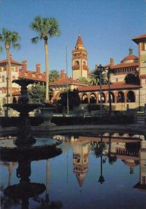 College Was Originally Built In 1888 As The Ponce De Leon Hotel By Henry Flag...