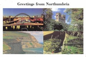 BR89638 greetings from northumbria  uk