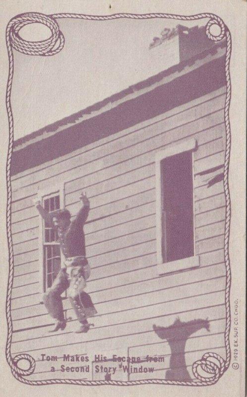 Cowboy Actor TOM MIX, 30s-40s; # 26