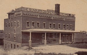 SUNBURY co-Operative Creamery Co , CROTON , Ohio  , 1921