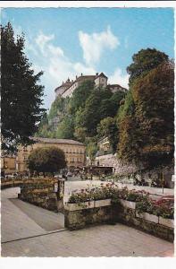 Austria Kufstein Aufgang zur Festung