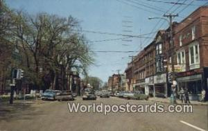 Amherst Canada, du Canada Victoria Avenue Amherst Victoria Avenue