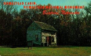 Nebraska Beatrice Homestead National Monument Homestead Cabin