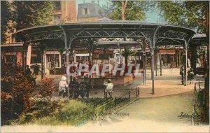 Postcard Old Vichy Source