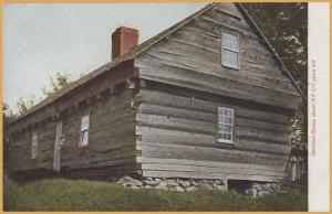 Dover, N.H., Garrison House, 270 years old - Undivided & unposted