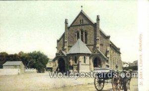 St John's Church Kimberley South Africa Unused