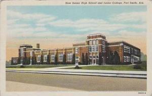 Arkansas Fort New Senior High School And junior High School