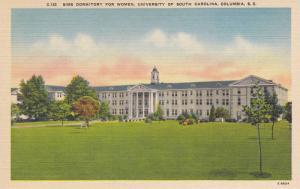 Sims Dormitory for Women, University of South Carolina, Columbia, South Carol...