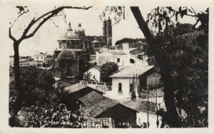 RP: TAXCO Gro. - Mexico , 30-50s; Bird's Eye View