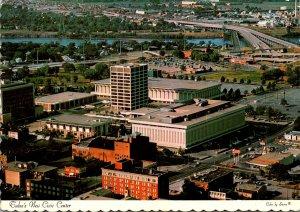 Oklahoma Tulsa New Civic Center 1974