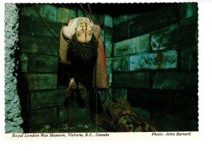 Algerian Hook, Royal London Wax Museum Victoria, British Columbia