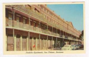 New Orleans, Lousiana, 40-60s Pontalba Apartments