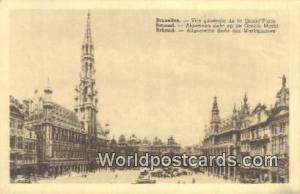Bruxelles, Belgium, België, la Belgique, Belgien Grand Place  Grand Place