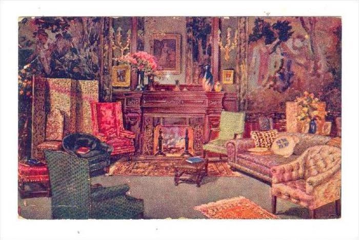 Furniture Store Interior, Willis-Smith-Crall Co., Inc., Norfolk, Virginia, 1912