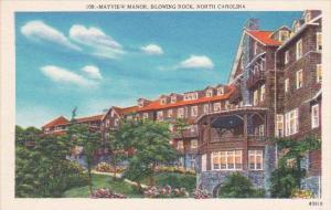 Mayview Manor Blowing Rock North Carolina