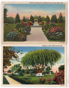 2 - Memorial Park, Grand Island NE