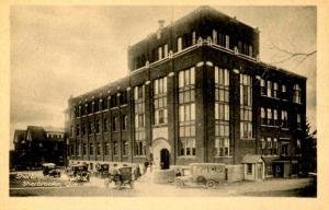 Canada - Quebec, Sherbrooke. Sherbrooke Hospital