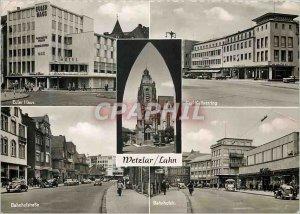 Modern Postcard Wetzlar Lahn Panorama