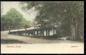 bedfordshire, BEDFORD, Newnham Bridge (1910s)