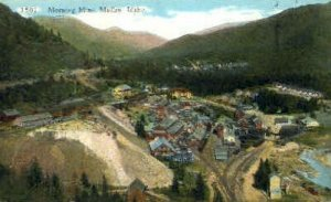 Morning Mine - Mullan, Idaho ID
