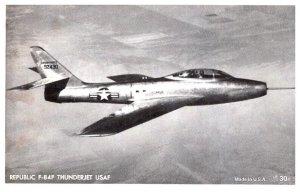 Republic F-84F Thunderbolt , USAF