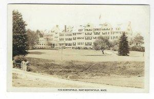 RPPC AZO 1926 to 1940s, The Northfield Hotel, East Northfield, Mass.