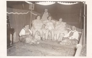 RP: Circus / Sideshow The World's fattest family , 3,312 lbs total weight ....