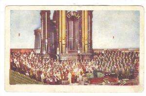 Mormon Tabernacle Choir, Utah,00-10s