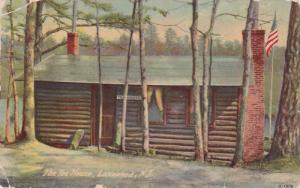 The Tea House, Lakewood, New Jersey, PU-1913
