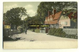 tp1961 - Burley , New Forest , Hampshire - FGO Stuart postcard