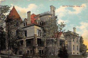 Zeta Psi Fraternity Ithaca, New York NY