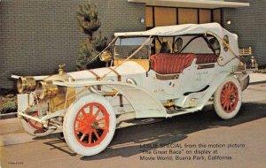 Buena Park California Leslie Special Movie World display vintage pc ZA441381