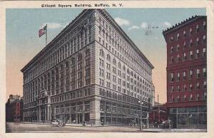 Ellcott Square Building, Buffalo, New York, PU-1919